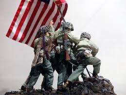 Flag Iwo Jima G I Joe The World U0027s First Action Figure Turns 50 The Japan Times