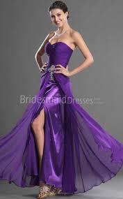 regency purple bridesmaid dresses