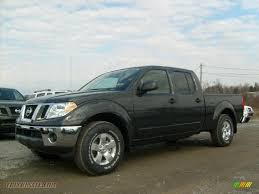 nissan frontier king cab for sale 2011 nissan frontier sv crew cab 4x4 in night armor metallic
