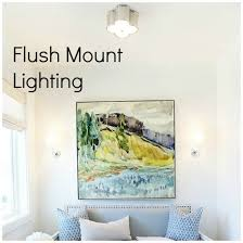 Flush Mount Bathroom Lighting Flush Mount Bathroom Light Classic Modern Dining Room In Flush