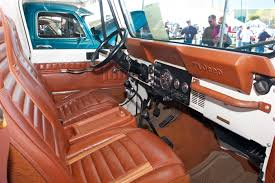 Jeep Interior Parts Roping In A Jeep Laredo Hemmings Daily