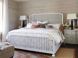 King Size Pine Bed Frame Bedroom Furniture Headboards For Queen Wooden Bed Frames White