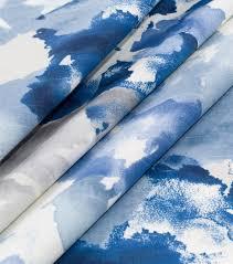 Robert Custom Upholstery Robert Allen Home Upholstery Fabric 55 U0027 U0027 Indigo Aptura Floral