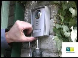 bricolage interphone vidéo pose diy installing a video