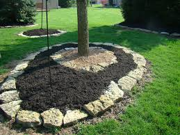 Bush Rock Garden Edging by Rock Garden Edging Home Design Ideas And Pictures