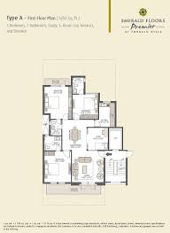 in ground house plans apartments 3 bedroom ground floor plan bedroom house plans