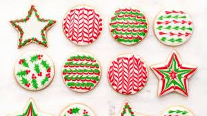 sugar cookies with royal icing food network
