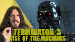 terminator 3 rise of the machines review with loop control