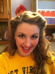 diy 50 s hair and makeup std pics