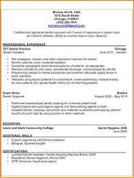 dental hygienist resume modern professional business dental hygienist resume exle sle dental hygienist resume