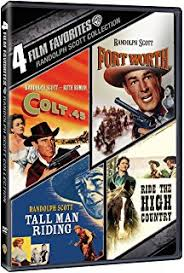 film up country amazon com randolph scott round up volume two 6 films randolph