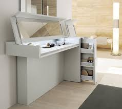 modern vanity table set bedroom inspiring contemporary floating vanity bedroom design with
