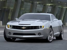 grey camaro chevrolet camaro concept 2006 picture 6 of 68