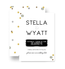 Save The Date Wedding Cards Top 10 Best Save The Date Ideas