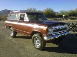 jeep wagoneer lifted 1978 jeep cherokee s u2013 the jeep farm