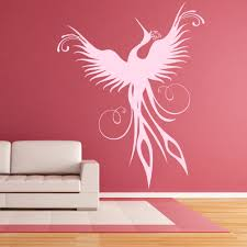 28 bird wall art stickers flock of birds animals wall art bird wall art stickers phoenix bird wall decal wall art stickers