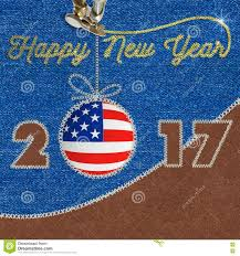 American Flag Jeans Happy New Year 2017 American Flag On Jeans Background Sewing