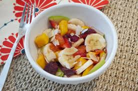 fruit salads for thanksgiving fruit salad with grapefruit brulee and toasted coconut flavor