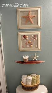 Home Bathroom Decor by Best 25 Beach Themed Bathroom Decor Ideas On Pinterest Ocean