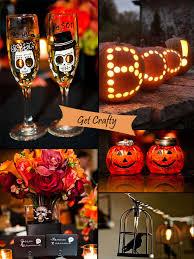 Halloween Wedding Decor by Halloween Themed Wedding Decorations 2429