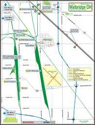 Ann Arbor Zip Code Map by Walbridge Oh Railfan Guide