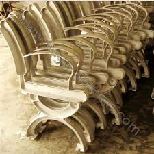 sand casting aluminum bench legs top sale cast aluminum bench legs