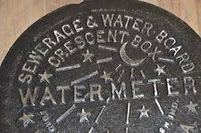 new orleans water meter water meter cover ebay