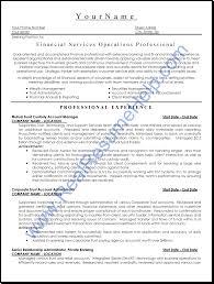 Sales Rep Resume Sample by Resume Financial Representative Resume
