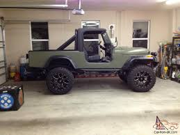jeep scrambler custom jeep cj 8 scrambler