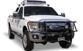 Ford Explorer Grill Guard - body armor bull or no bull consumer feature truck trend