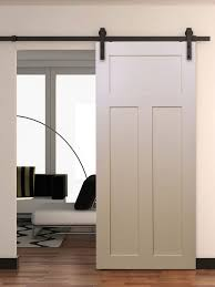 The Home Interior Fascinating Gray Barn Interior U Closet The Home Depot For Sliding