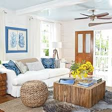 cottage livingrooms key west cottage living decorating completely coastal