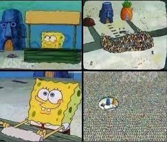Spongebob Meme Creator - template spongebob s hype stand know your meme