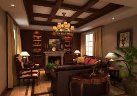 ceiling design living room classic american living room teal