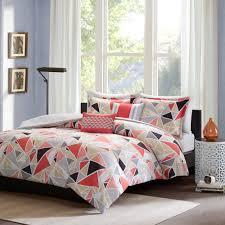 5 Piece Duvet Set Home Essence Apartment Jasmine 4 Piece Duvet Cover Set Walmart Com