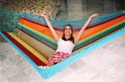 giant family size hammock holds 660 lbs