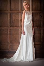 augusta jones chloe old hollywood dress 20s inspired wedding