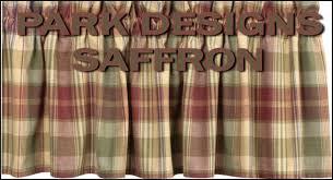 Saffron Curtains Park Designs Saffron Collection
