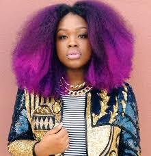 black hairstyles purple purple hairstyles for black girls this season 9 hair styles
