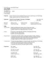 Perfect Resumes Examples by Stunning Proper Resume Format Ideas
