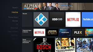 Amazon Home How To Restore Kodi Or Other Sideloaded App To The Recent List On