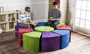 bean bag chair with ottoman kids bean bags modular furniture jaxx bean bags