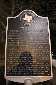 How Many Square Feet In Half An Acre Hell U0027s Half Acre Fort Worth Wikipedia