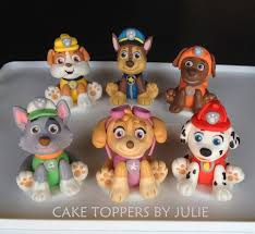 A4 Personalised Paw Patrol Edible Icing or Wafer Birthday Cake Top