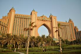 hotel atlantis atlantis the palm hotel in dubai thousand wonders
