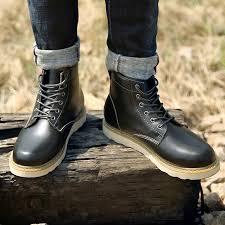 motorcycle footwear mens winter men motorcycle boots keep warm 69 52 free shipping