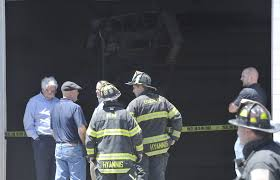 2 men injured in hyannis floor collapse news capecodtimes com