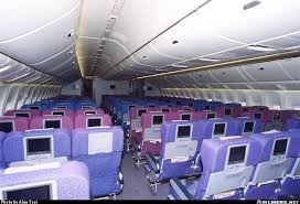 Boeing 777 Interior Airliners Net