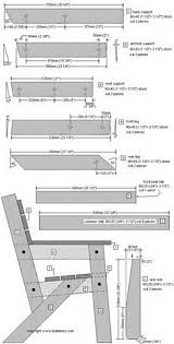 Simple Wood Bench Plans Free by Garden Seat Side Elevation I Wonder If I Could Do This Good