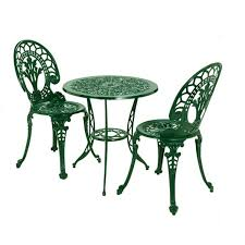 Green Bistro Chairs Bistro Sets U2013 The Uk U0027s No 1 Garden Furniture Store